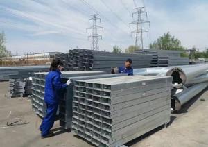 电缆桥架的安装规范和注意事项