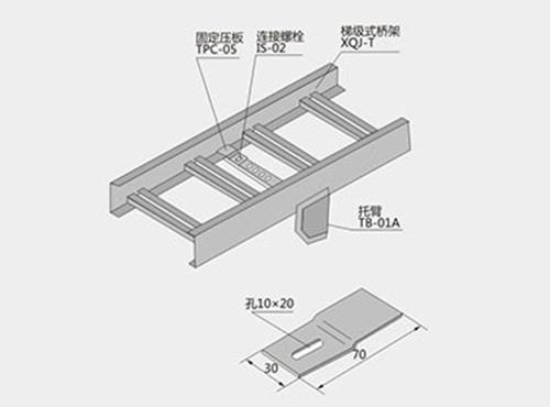 固定压板TPC-05型