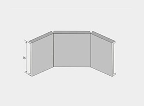 垂直弯通护罩TPC-12A型