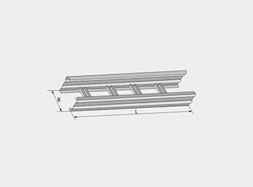 梯级式大跨距电缆桥架DJ-T-A型