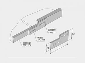 调高片XQJ-TPC-01-B型