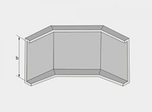 垂直弯通护罩TPC-12B型