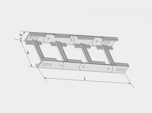 梯级式垂直转动弯通XQJ-T105C型