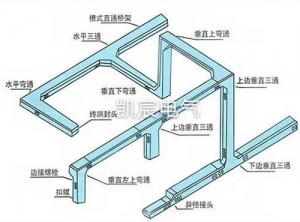 鞍山电缆桥架